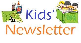 newsletter kids